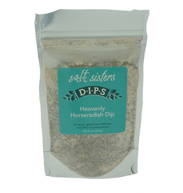 SALT Sisters Heavenly Horseradish Dip 2oz