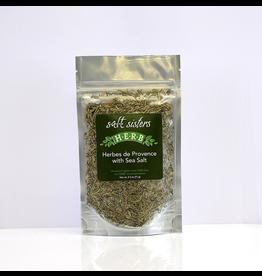 SALT Sisters Herbes de Provence with Sea Salt Seasoning 2.5oz