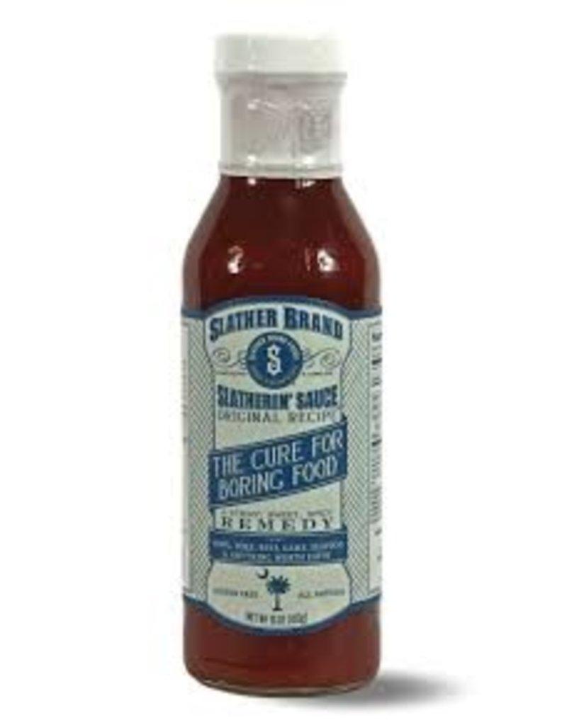 Slather Slather Original Sauce 12oz