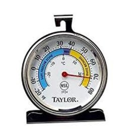 Taylor TAYLR Classic Series Dial Fridge/Freezer Thermometer