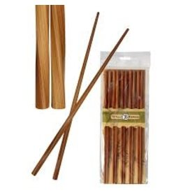 Totally Bamboo Bamboo Twist Chopsticks 5 Pairs