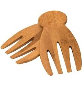 Totally Bamboo Bamboo Salad Hands/8