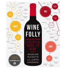 True Brands Wine Folly Book - softcover