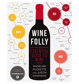 True Brands Wine Folly Book - softcover
