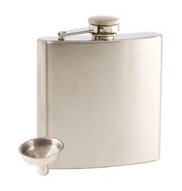 True Brands TrueFlask Stainless Steel Flask 6oz