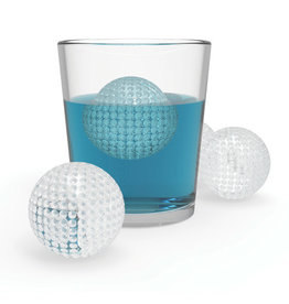 True Brands Sport Ball Ice Mold - Golf Ball