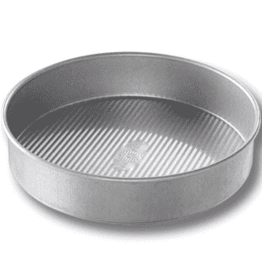 "USA Pan Round Cake Pan 9"" DISC cir"