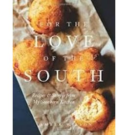 For The Love of the South Cookbook DISC