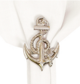 C and F Home Napkin Ring Anchor