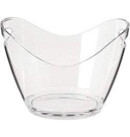 Prodyne Acrylic Ice Bucket disc