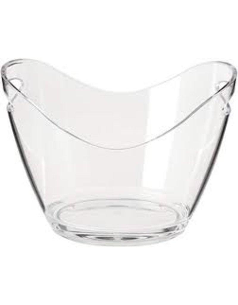 Prodyne Acrylic Ice Bucket