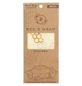 """Bee's Wrap Reusable Bee's Food Wrap, Single BREAD 17""""x23"""" cir disc"""
