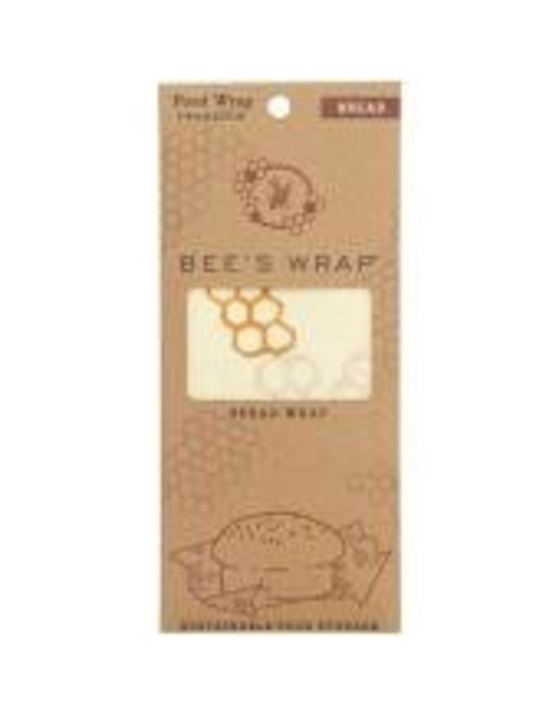 "Bee's Wrap Bee's Wrap, Single BREAD 17""x23"""