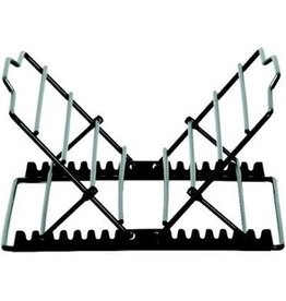 Harold Imports Nonstick Adjustable RoastIng Rack