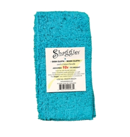 Janey Lynn Shaggy-Turquoise