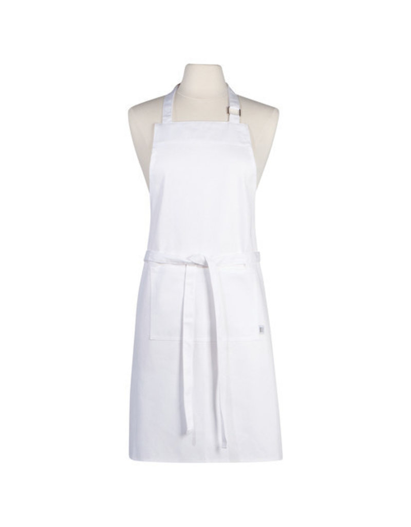 Now Designs Apron Adult Chef White