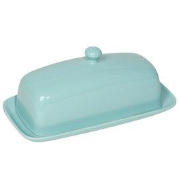 Now Designs Butter Dish Eggshell blue