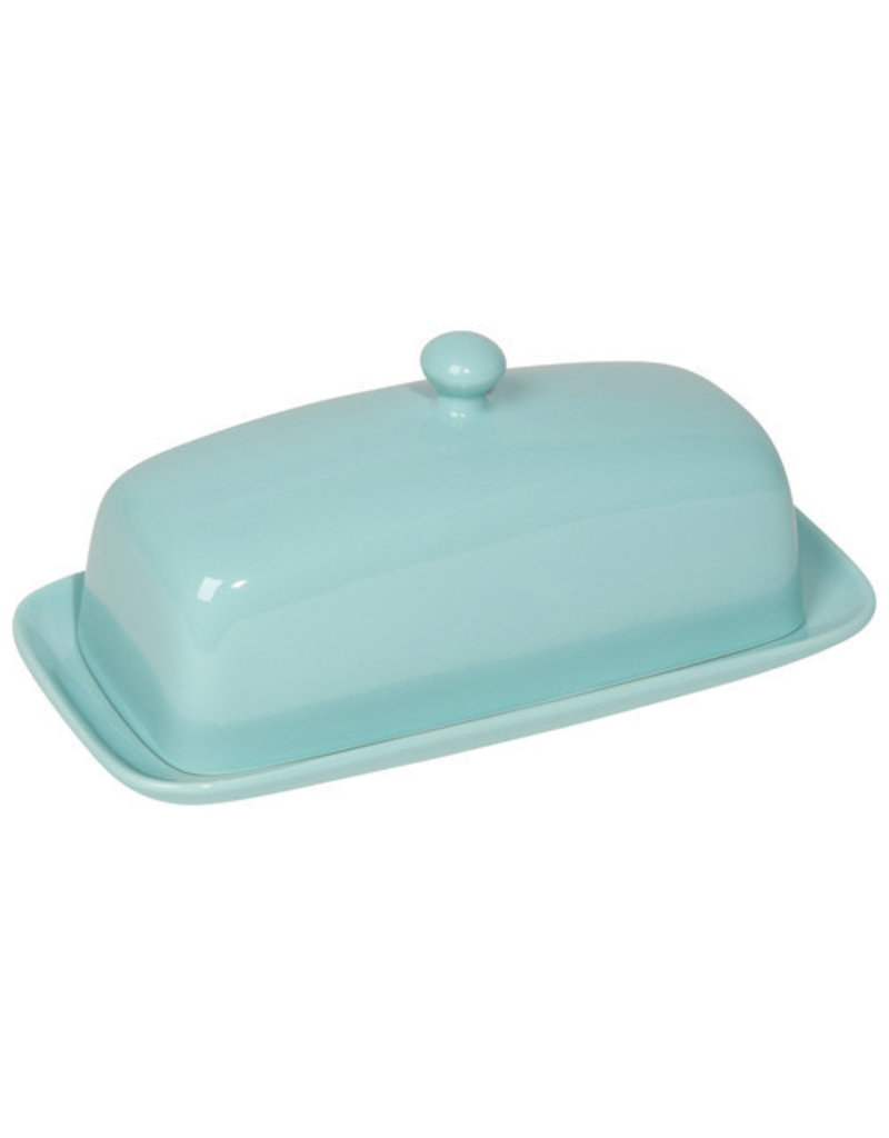 Now Designs Butter Dish Eggshell blue