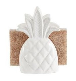 Mudpie Pineapple Sponge Holder