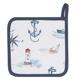 Now Designs Potholder Compass
