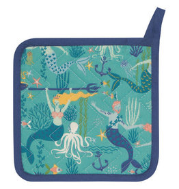 Now Designs Potholder Mermaid