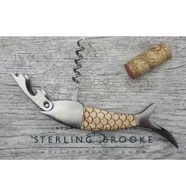 Sterling Brooke Corkscrew Wine Opener Scales