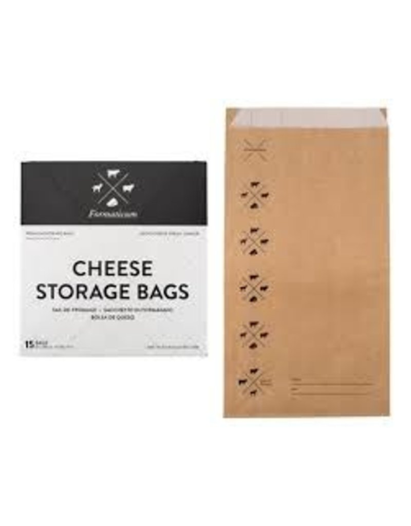 Harold Imports Formaticum Cheese Bags s/15 ciw