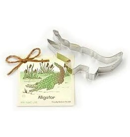 Ann Clark Cookie Cutter Alligator, TRAD
