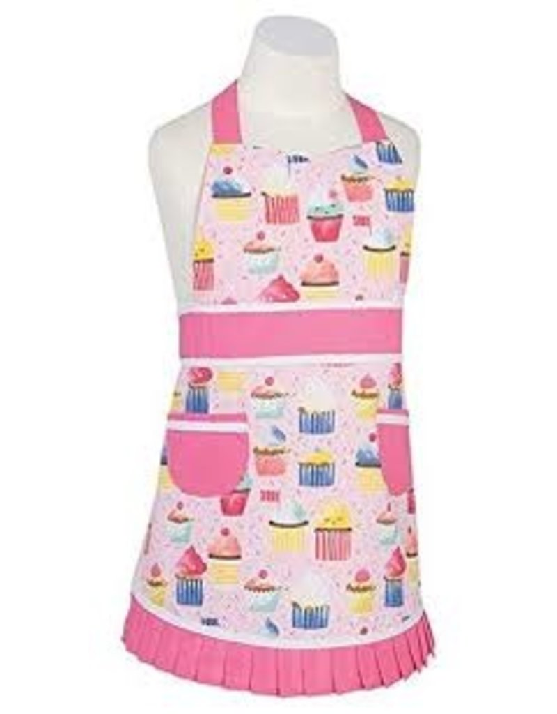 Now Designs Apron Child Cupcakes