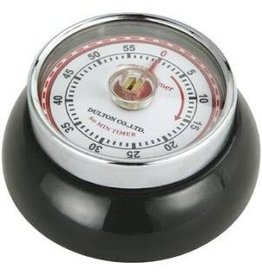 Frieling Kitchen Timer Retro, Black