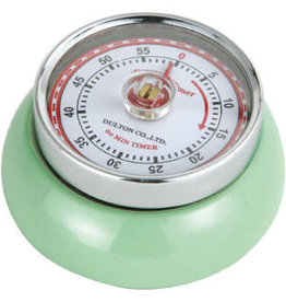 Frieling Kitchen Timer Retro, Mint Green