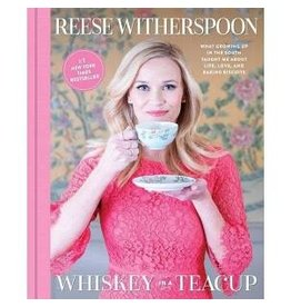 Whiskey in a Teacup Cookbook by Reese Witherspoon