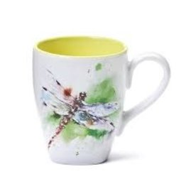 Demdaco Dean Crouser Mug - Dragonfly  16oz