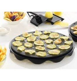 Top Chips Maker and Mandoline Set with Recipe Book