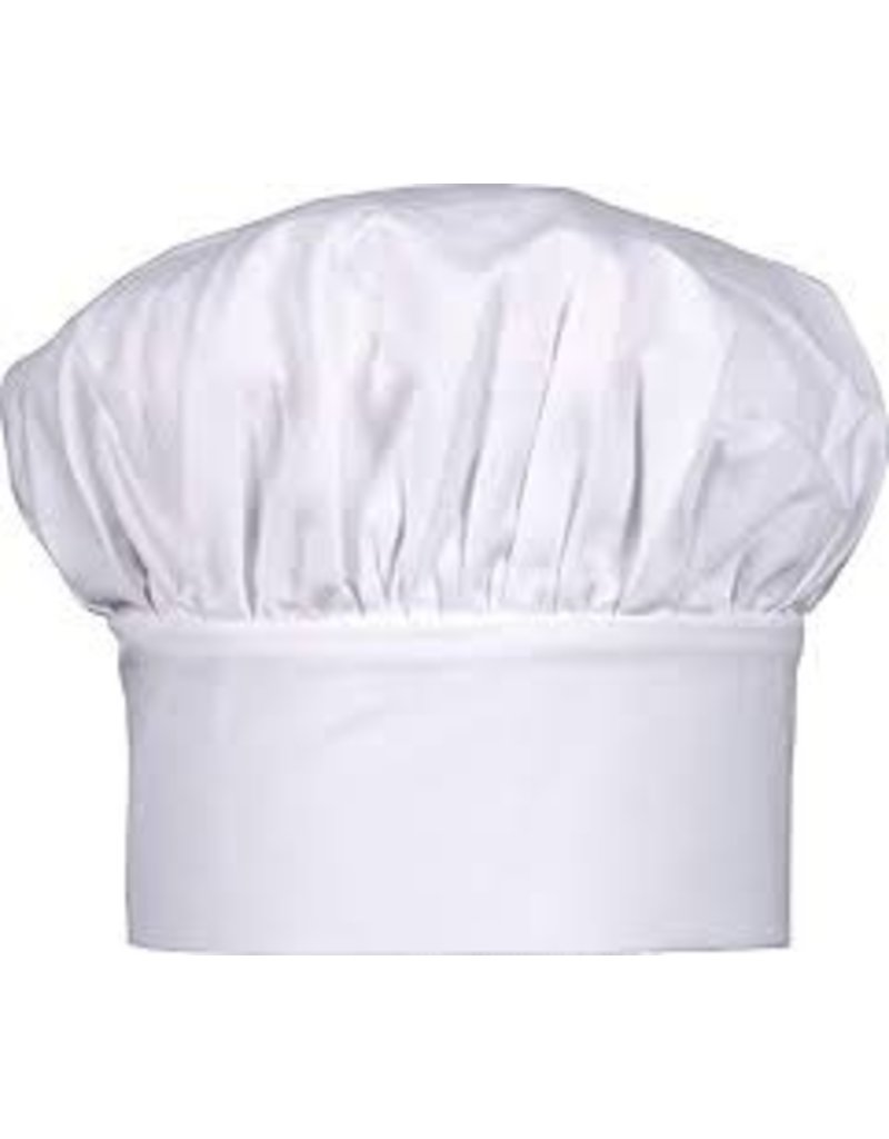 Harold Imports Chef Hat Child White