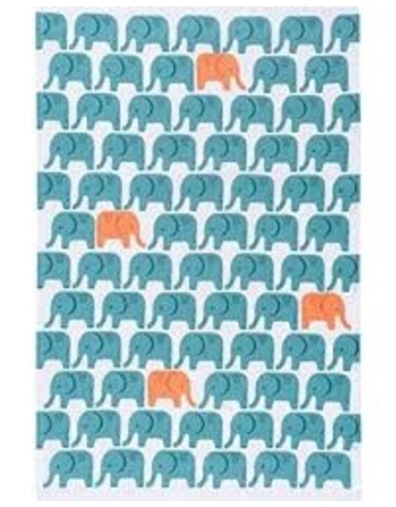 Now Designs Dish towel Elephant