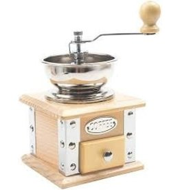 Foxrun Vintage Coffee Grinder Natural disc