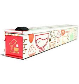 Chic Wrap Parchment Dispenser, Baker's Tools Design