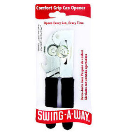 Swing-A-Way SWINGAWAY Can Opener, Black cir