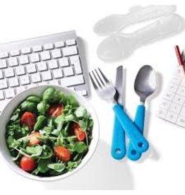 New Soda Al Desko Portable Cutlery Set