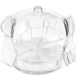Prodyne Acrylic Cold Bowl on Ice