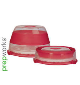 Progressive Collapsible Cupcake and Cake Carrier ciw