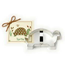 Ann Clark Cookie Cutter Turtle with Recipe Card, TRAD