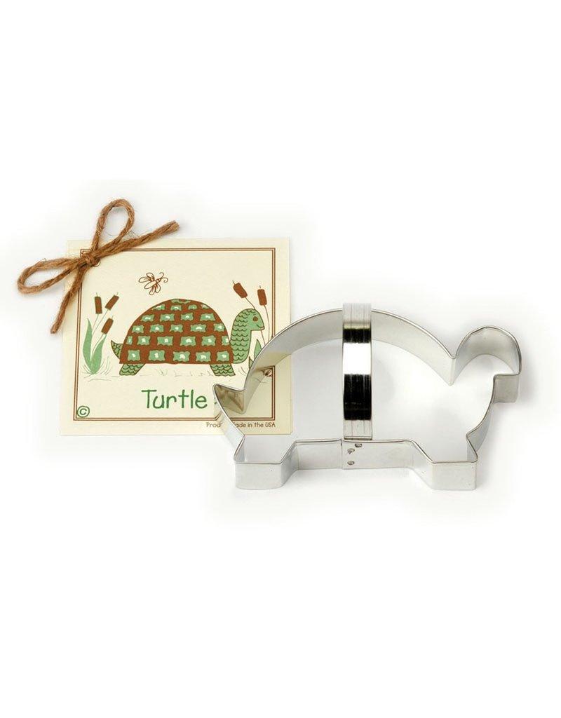 Ann Clark Cookie Cutter Turtle with Recipe Card, TRAD