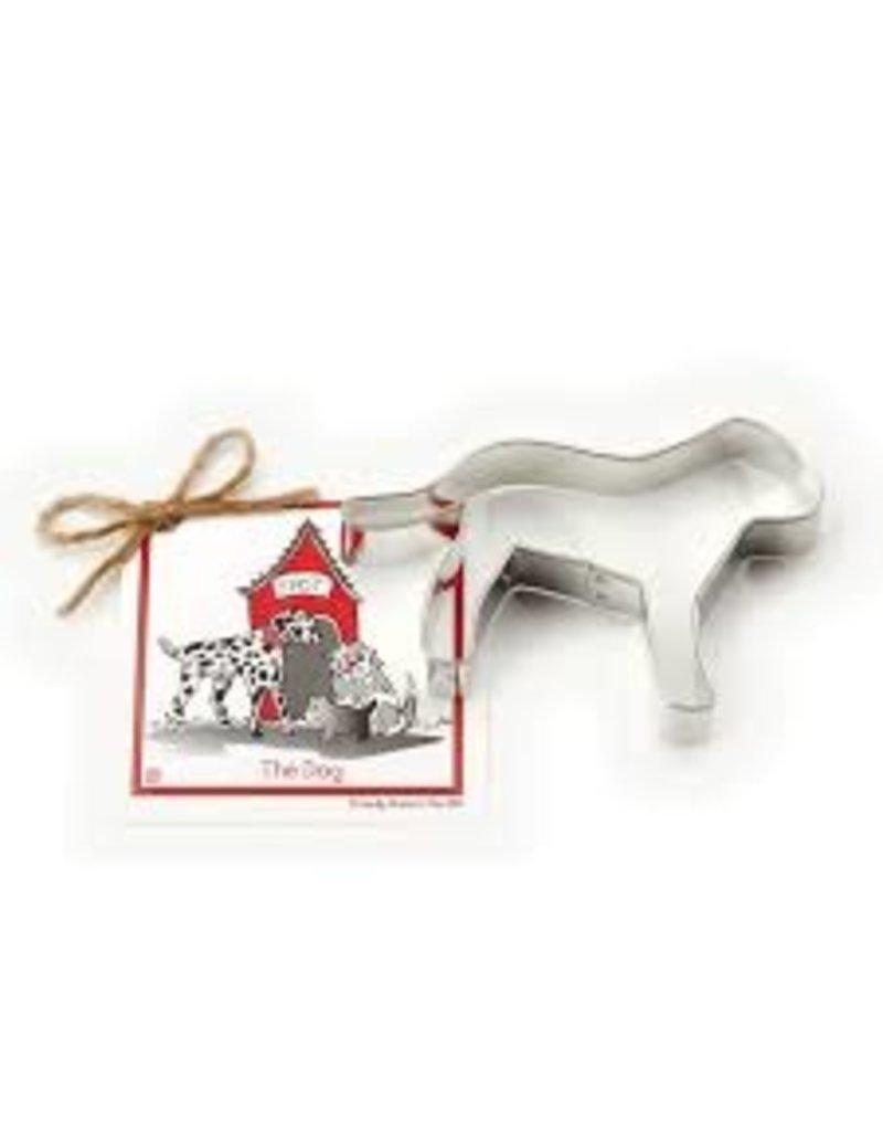 Ann Clark Cookie Cutter Dog with Recipe Card, TRAD