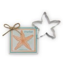 Ann Clark Cookie Cutter Starfish with Recipe Card, TRAD