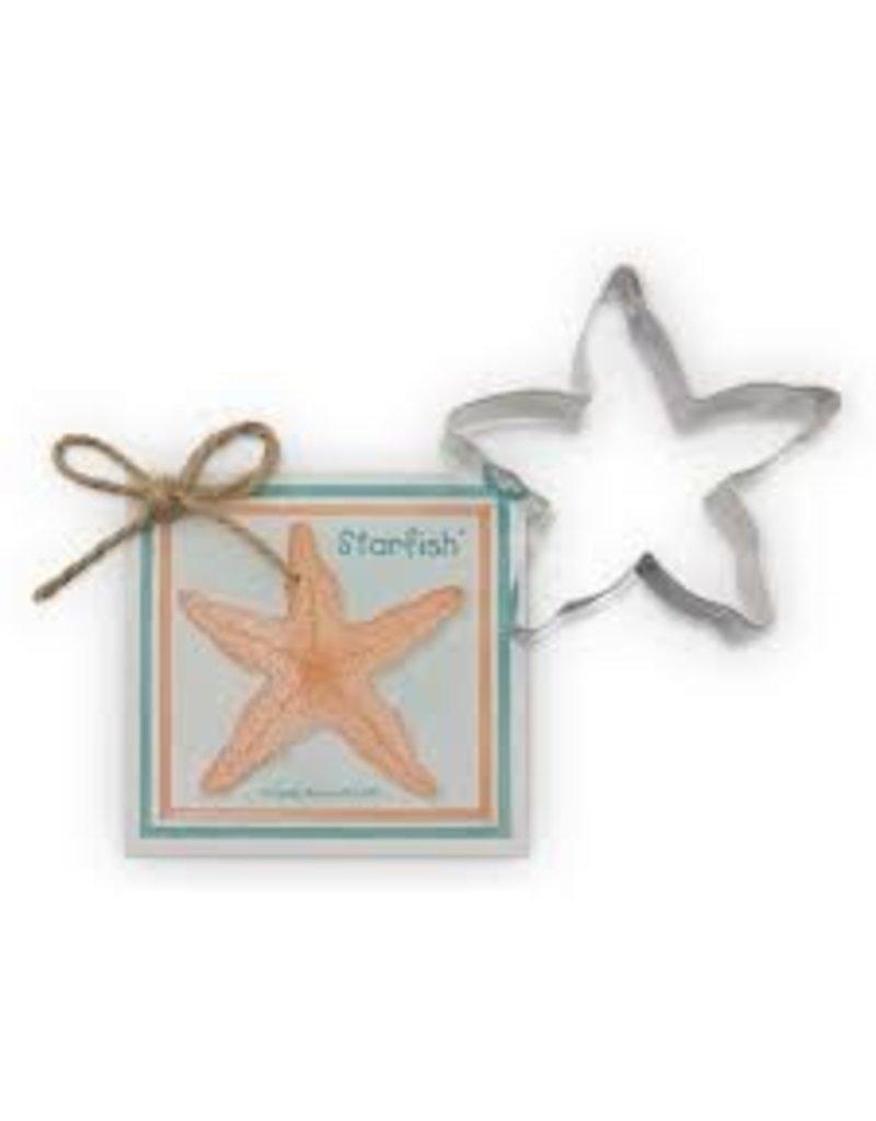 Ann Clark Cookie Cutter Starfish with Recipe Card, TRAD