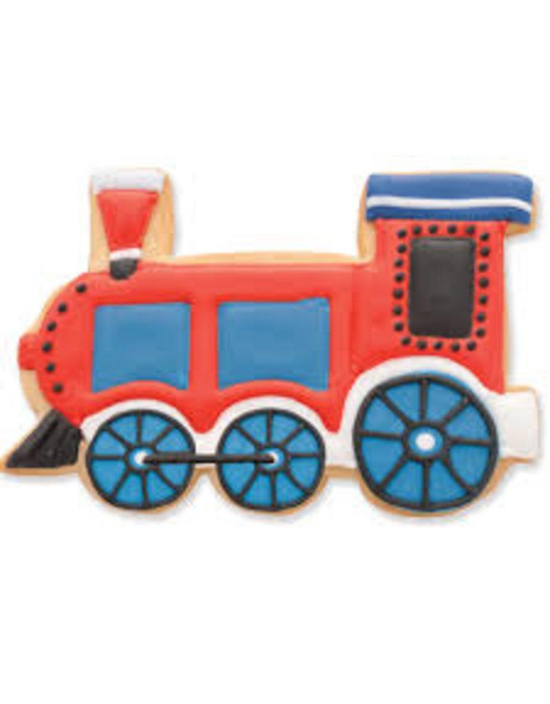 Ann Clark Cookie Cutter Train with Recipe Card, TRAD