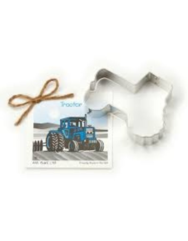 Ann Clark Cookie Cutter Tractor with Recipe Card, TRAD