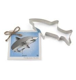 Ann Clark Cookie Cutter Shark with Recipe Card, TRAD